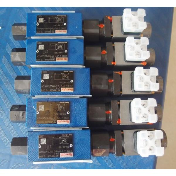 REXROTH 4WE 10 C3X/OFCG24N9K4 R900500925 Directional spool valves #2 image