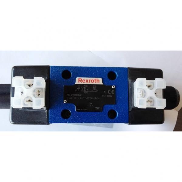 REXROTH 4WE 6 U6X/EG24N9K4/B10 R900926187 Directional spool valves #2 image